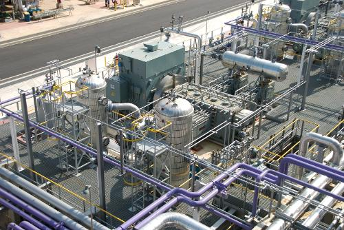 Asynchronous Motors As Driver In A Refinery