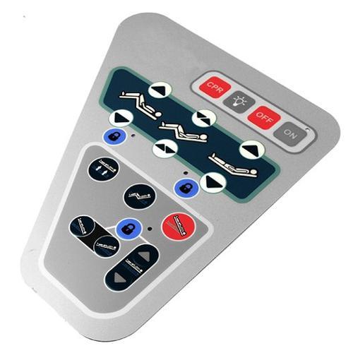 Folientastatur für medizinische Anwendungen