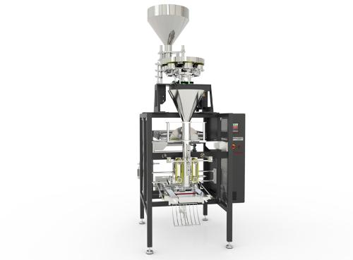 BM-V SERIES Packaging Machine with Volumetric Filler