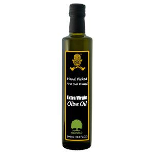 Extra Virgin Olive Oil in 500mL Dorica Bottle