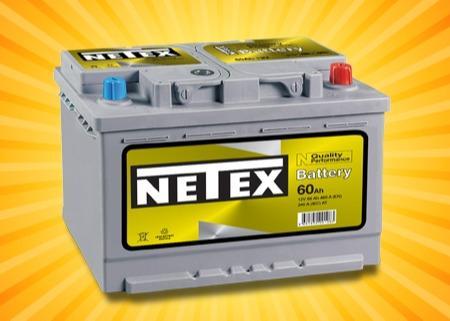 NETEX BATTERY