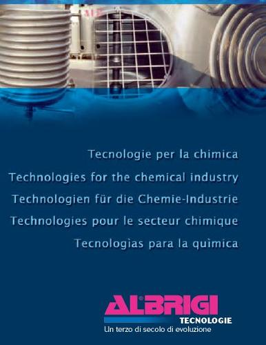 Technologies for the chemical industry