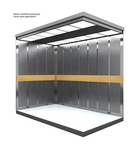 Cabine d'ascenseur