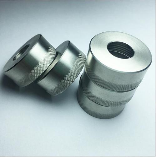 Custom stainless steel knurled nuts