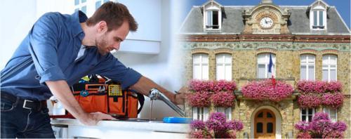 Dépannage plombier à Villiers-le-Bel (95400)