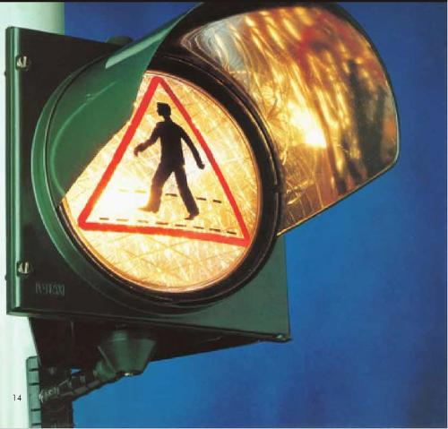 Electrical road signs and signals