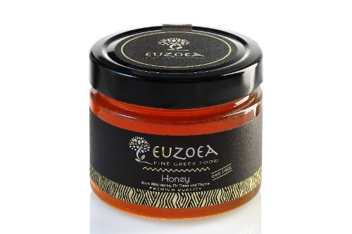 Natural Cretan Honey - 400gr