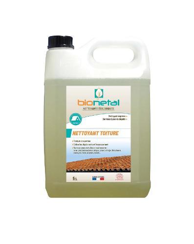 Démoussant bio Nettoyant de toitures Bionetal – Anti-mousse biodégradable