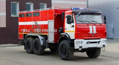 Пожарный рукавный автомобиль АР-2 (43118)