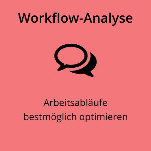 Work-Flow Analyse