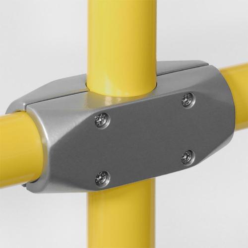 Universal tube connectors