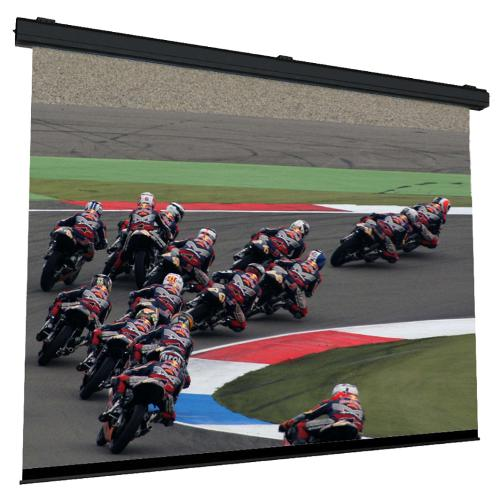 Large motorized screens