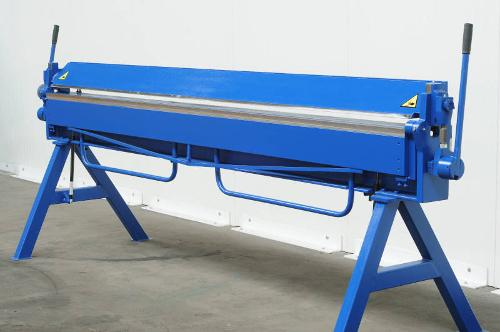 Sheet metal manual bending machine / Bender / Folder