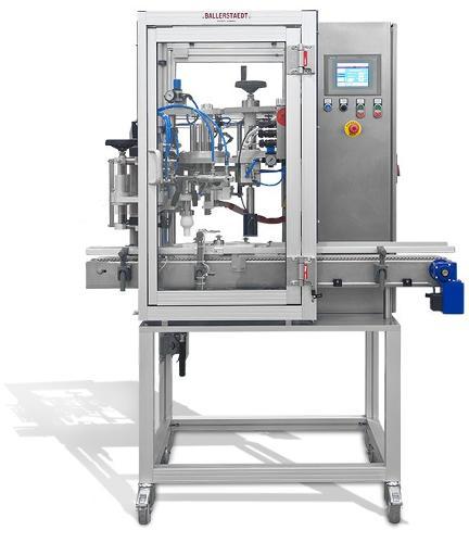 BaCo1800-vollautomatische Siegelmaschine