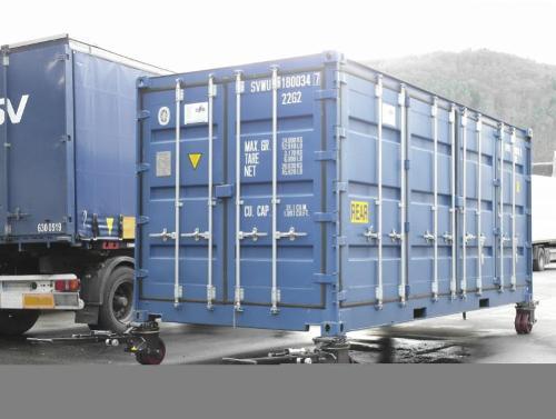 Containerrollen 4336 - 32 t