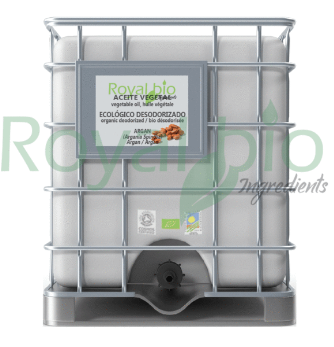 Organic Argan Vegetable Oil Deodorized