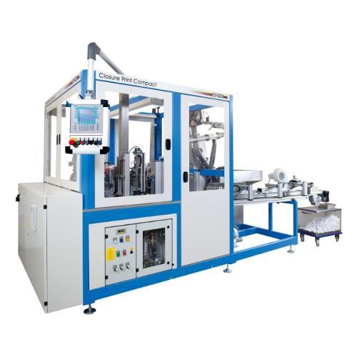 CLOSURE PRINT COMPACT Pad Printing Machine