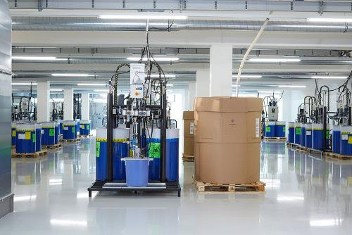 MULTI-COMPONENT INJECTION MOLDING