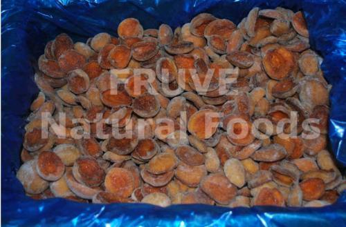FRUVE Oven Semi Dried IQF Frozen Apricot