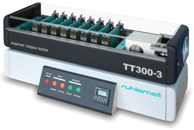 TT300-3 - Torsion Test System