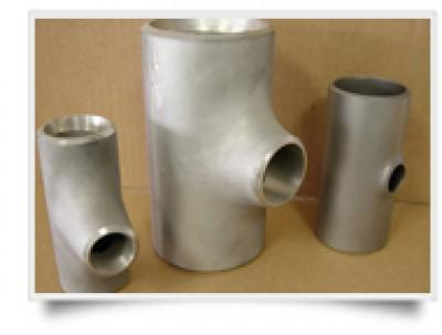 Titanium Fitting pipe