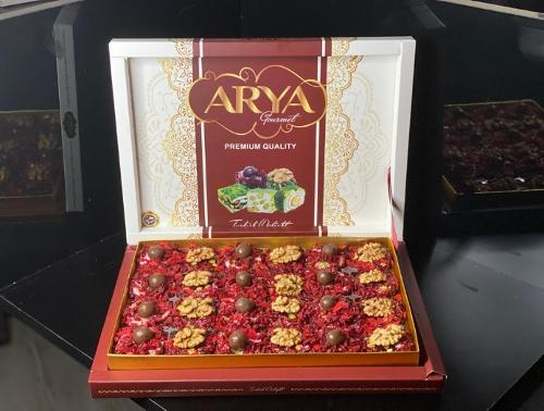 ARYA NUTS SPECİAL TURKISH DELIGHT