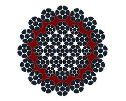 35(W)XK7 Plastic covered core (Polyurethane)