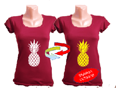 Renkli Kadın Giyim Tişört