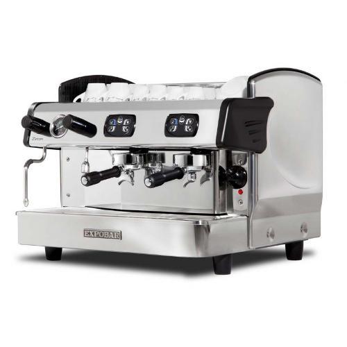 MACHINE A CAFE PROFESSIONNELLE, 2 GROUPES, AUTOMATIQUE