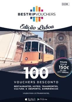 Bestripvouchers edição Lisboa