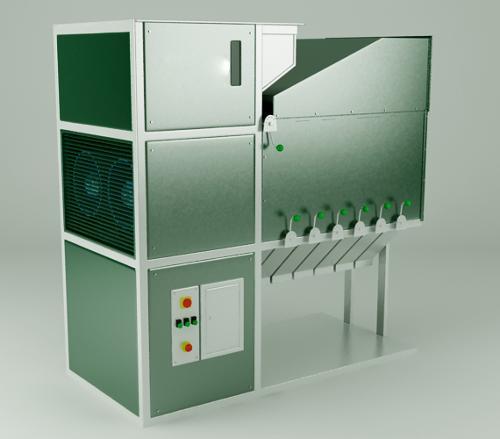 Сельскохозяйственное оборудование ИСМ-50