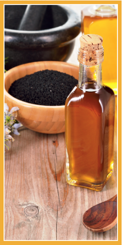 Turkish Origin Herbal Oil