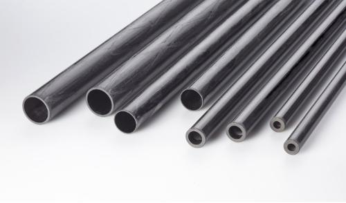 Tubo tondo Carbonio