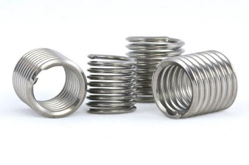 Coil threaded inserts - StarCoil