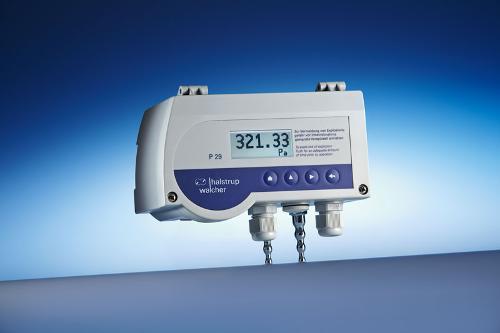 Trasduttore di pressione differenziale P 29