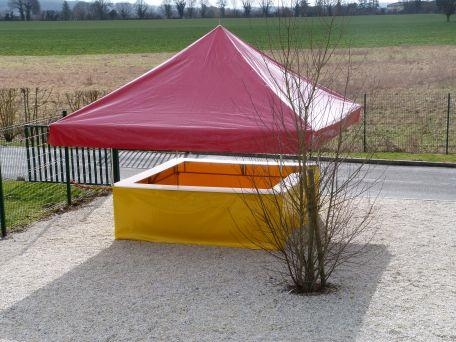 Stand Buvette 4.50 X 4.50 M