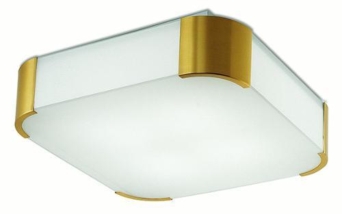 Contemporary ceiling light fixture