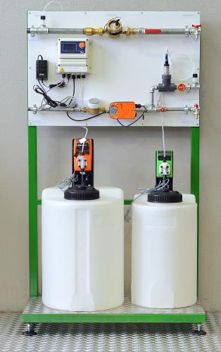 Water Treatment Dosing Systems And Salinity Control