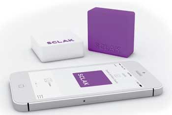 Sclak Control de Accesos con el teléfono móvil