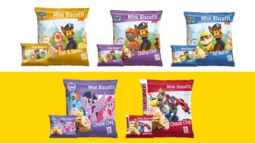 Appy Kids Co Mini Biscotti Range