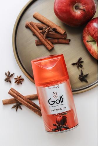 Golf Air Freshener Apple&Cinnamon