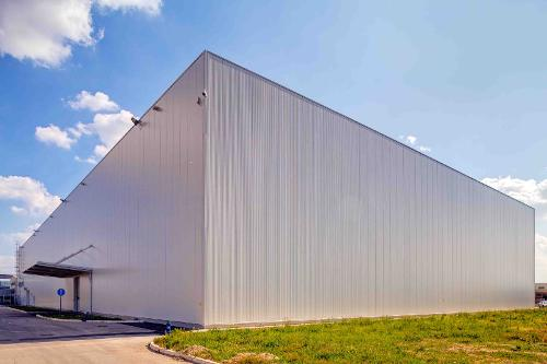 Steel Structures: Hangar & Industrial Structure