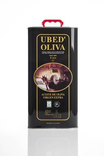 UBED'OLIVA LATA 5 L