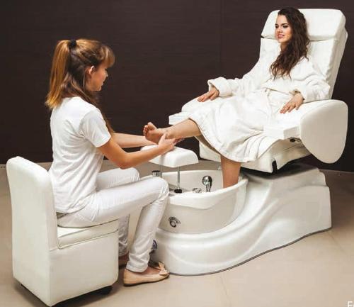 Foot reflex pedicure spa