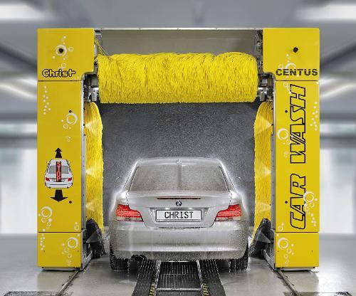 Car-Wash - Portique de lavage Christ Centus