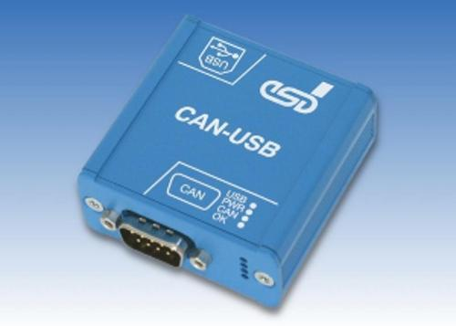 USB-CAN  -  Interface for USB 2.0