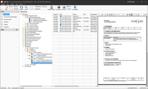 QBD.Net - Document Management Software