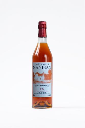 La gamme Bas Armagnac Château de Maniban