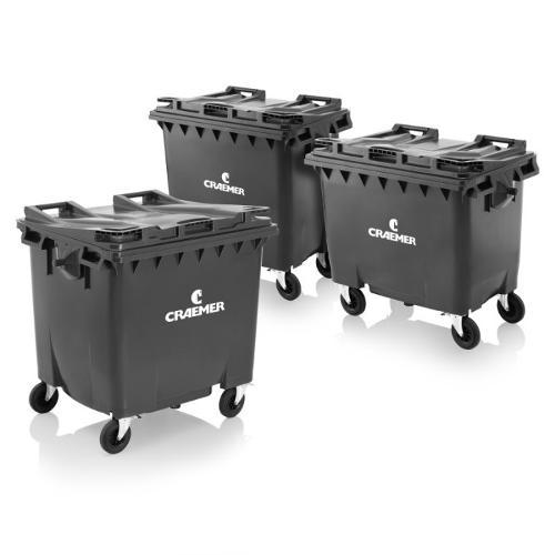 Müllgroßbehälter MGBneo⁴ 660 l, 770 l, 1100 l