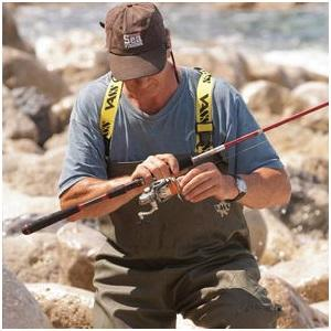 Waders and Fishing Waterproofs